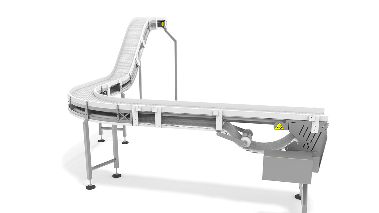 Tailor-made conveyor system