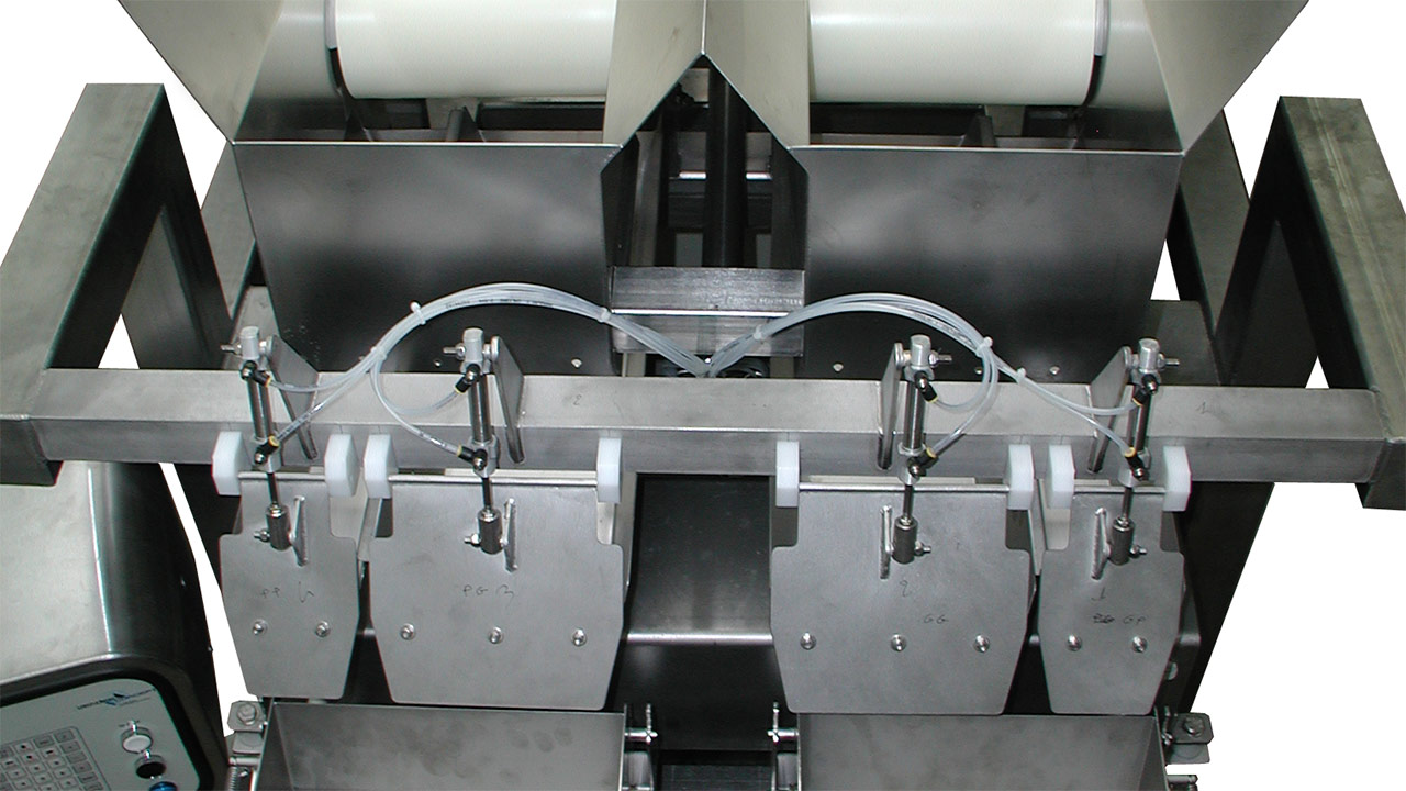 Screw linear weigher, CALIBRA ML