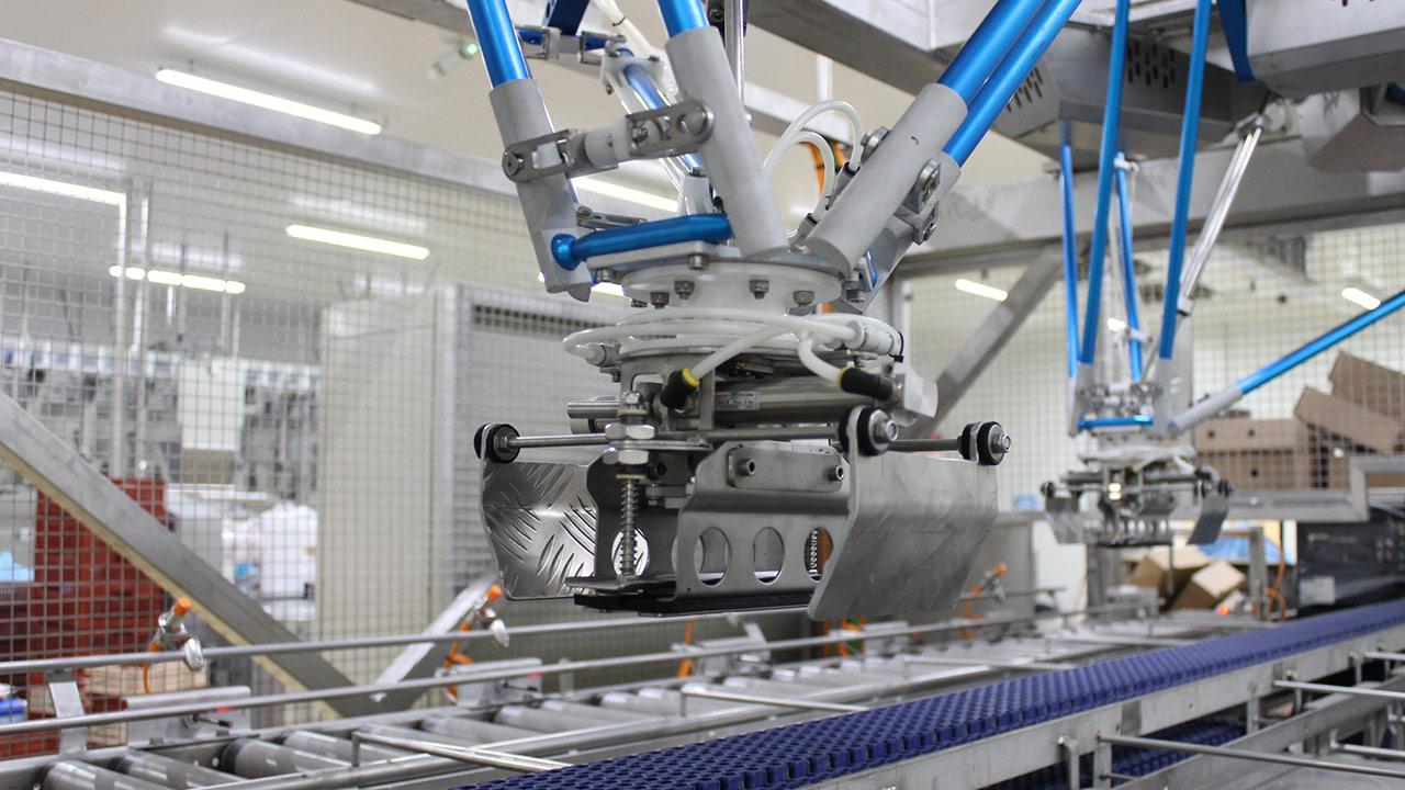 Robot Tripode DELTA CALIBRA