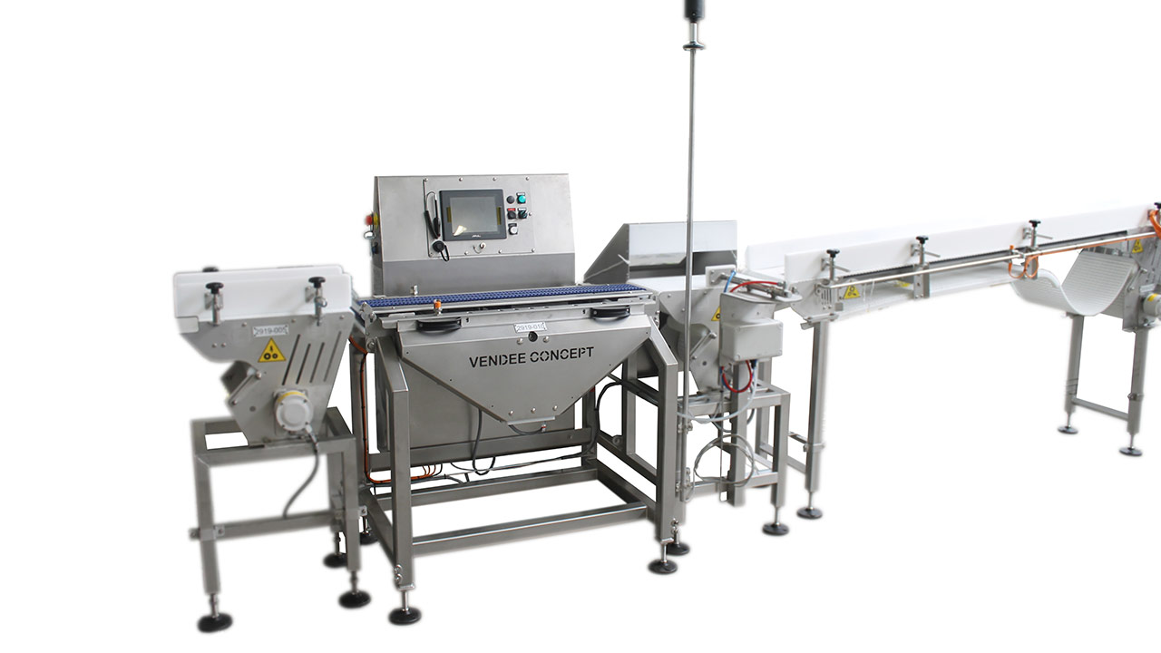 Checkweigher CALIBRA T QUARTZ