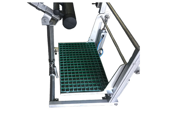 Individual adjustable platform