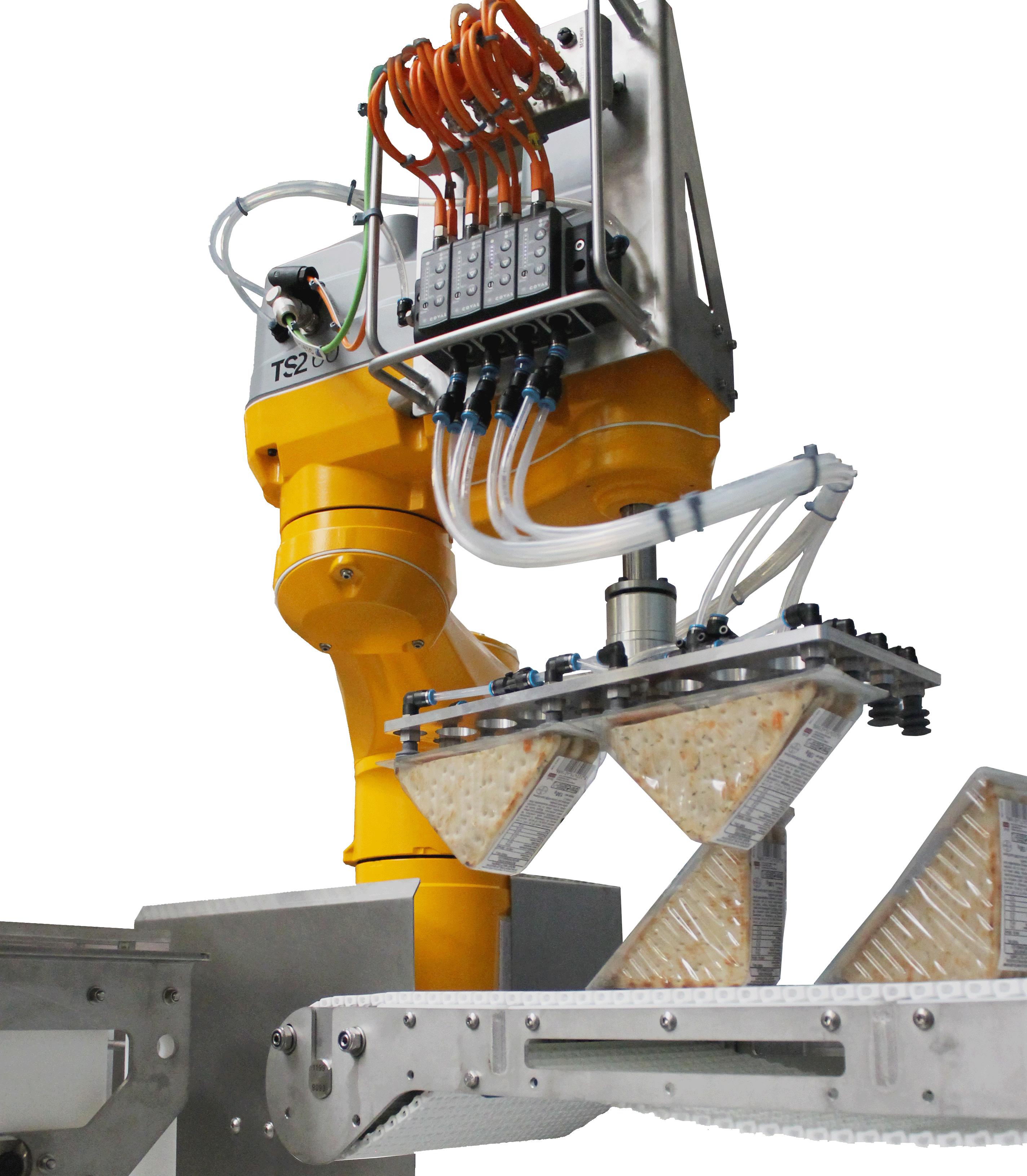 Intégration de robots